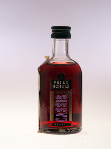 Fruko Schulz Creme de Cassis