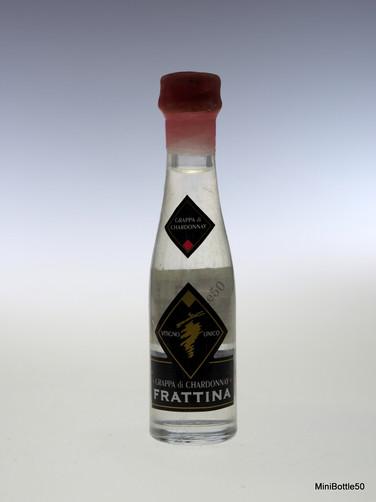 Frattina grappa di chardonnay