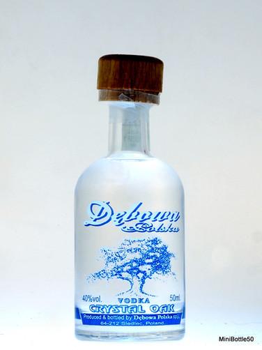 Debowa vodka Crystal Oak