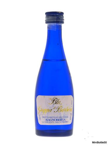 Magnoberta Blu Grappa Di Barbera