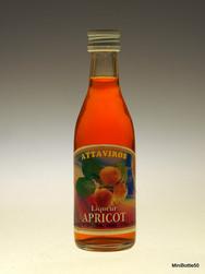 Attaviros Liqueur Apricot
