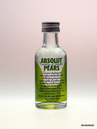 Absolut Pears I