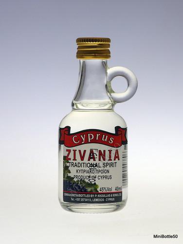 K&S Zivania Cyprus Traditional Spirit III