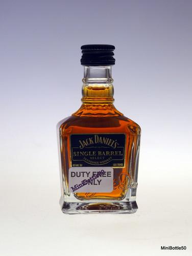 Jack Daniel's Single Barrel T.W.