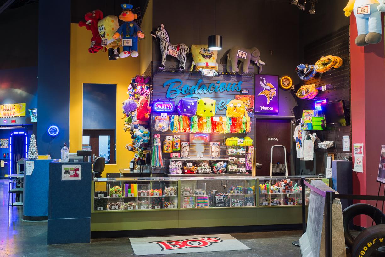 Arcade Counter