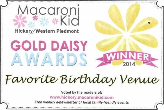 Macaroni Kid Daisy Award - Birthday Part