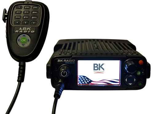 KNG P25 Digital Mobile Two-Way Radio