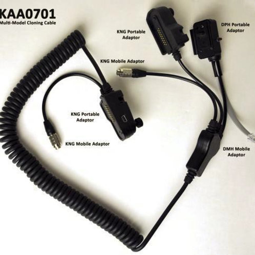 KAA-0701 - Legacy-KNG & KNG-KNG Cloning Cable - Portable and Mobile