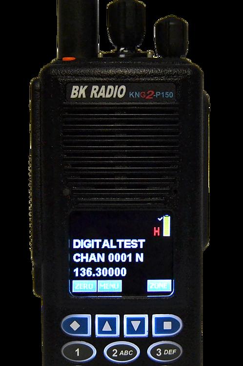 KNG2 P25 Digital Portable Two-Way Radio