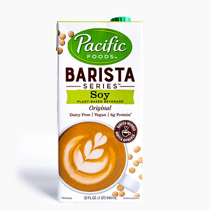 Lait de soya Barista - Pacific foods