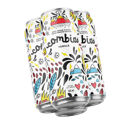 Combia - Vanille