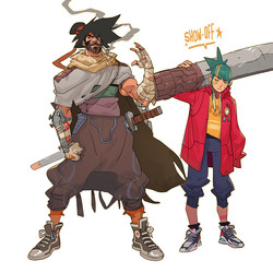 L3arbi Samurai