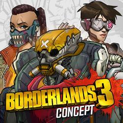 Borderlands 3 skins