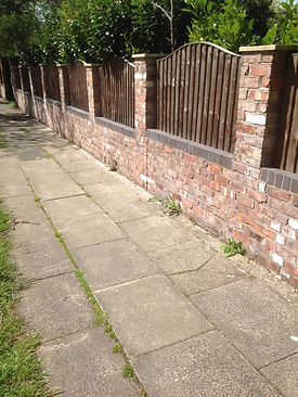 reclaimed brick garden wall pillars.jpg