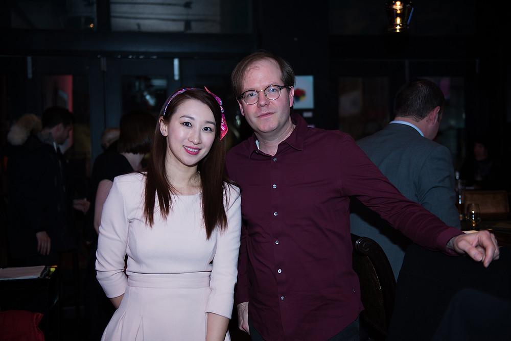 Sophia Gao and David Braid