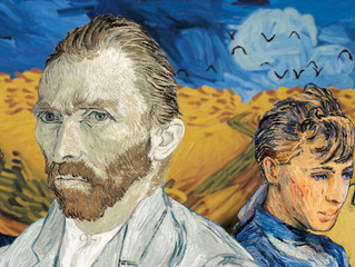 Loving Vincent - first painted animation by BreakThru Films