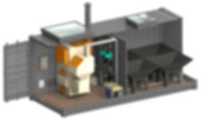 Модульная котельная