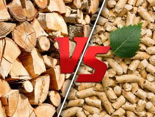 Пеллеты или дрова?