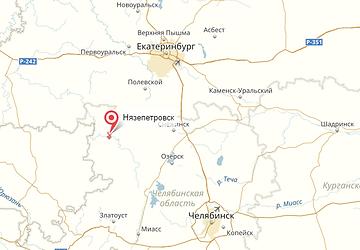Пеллты не далеко от Екатеринбурга