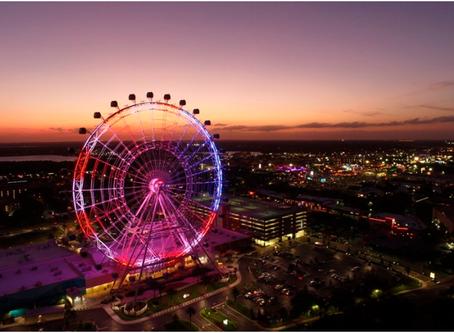 Aumenta em 8% o número de turistas brasileiros em Orlando