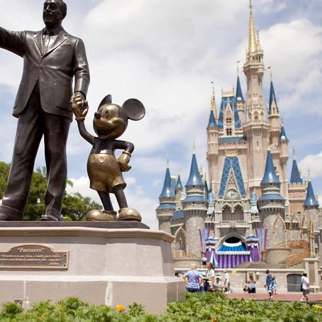 Disney: A magia que encanta todos em Orlando