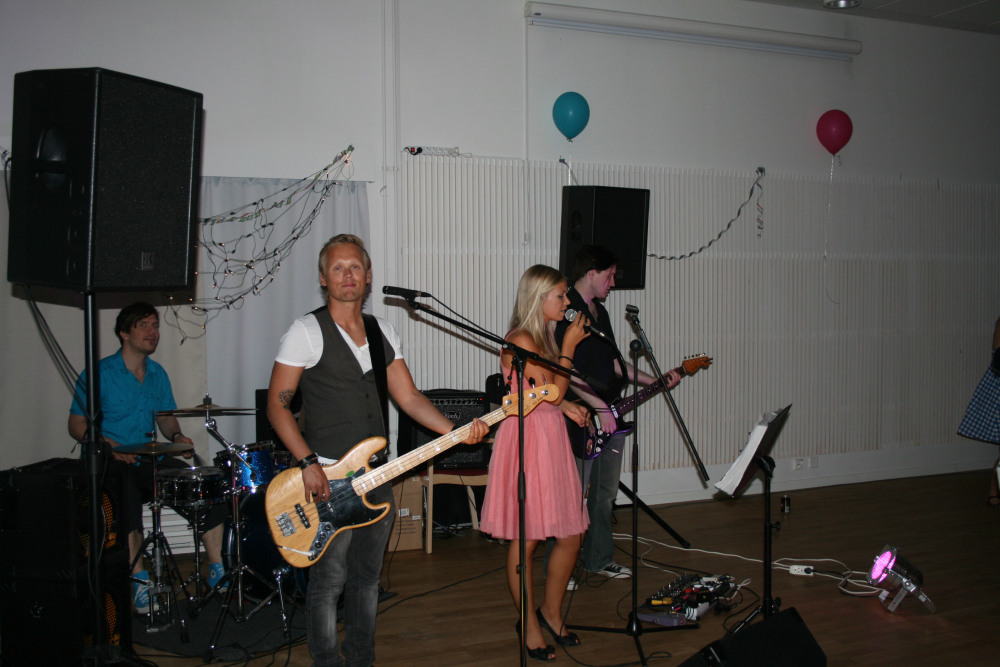 Live band events, Dubai Helsinki