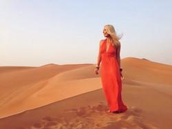 Singer Dubai Live - Johanna Sandell