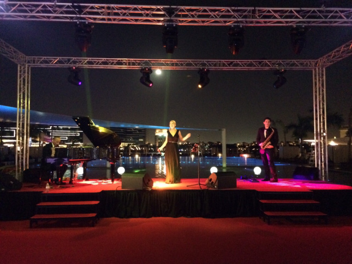 Dubai Live Music Events - Duo, Trio