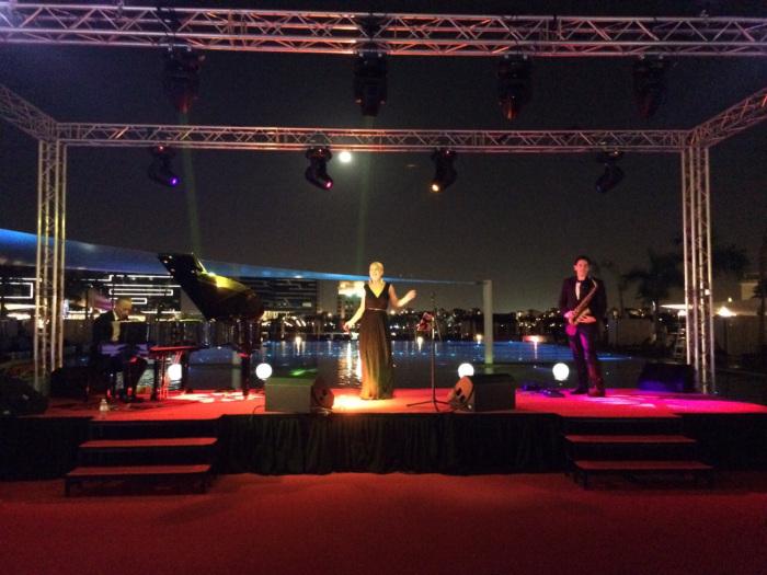 Dubai Live Music Events - Duo, Trio