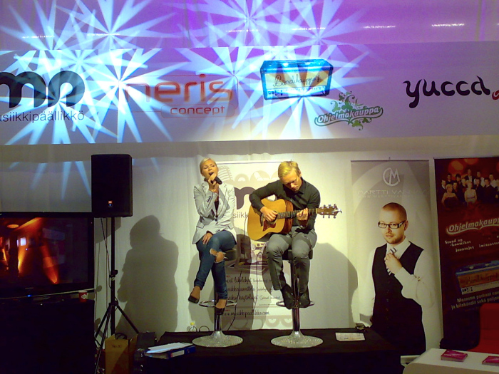 Duo Events Dubai Helsinki Live Music
