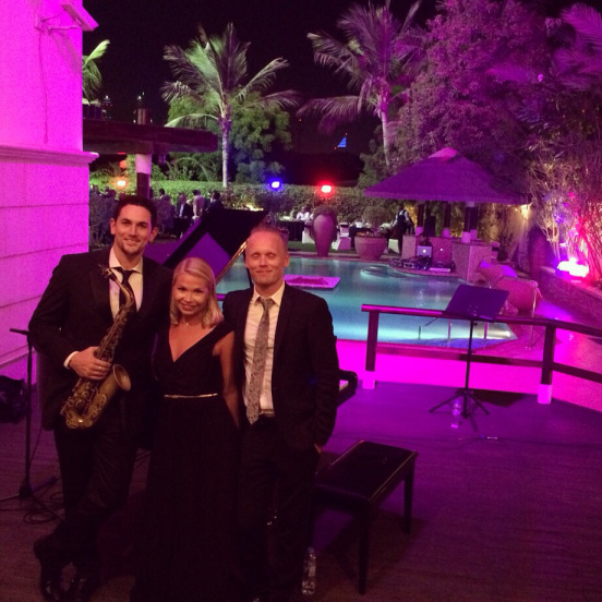 Live Music Events Dubai, trio
