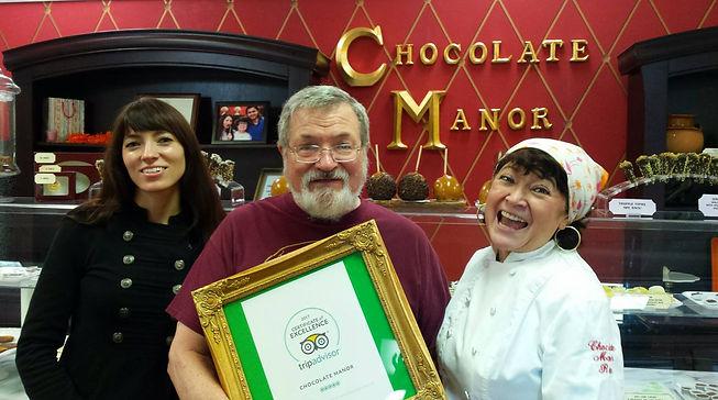 Chocolate Manor