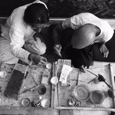Silversmith training in Rishikesh.jpg