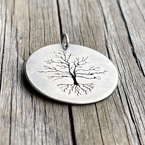 the tree of life pendant.