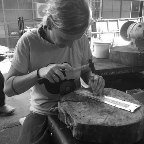 Silversmith Workshop A Monk's Sacred Ski