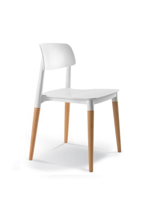 Luna Chair - White