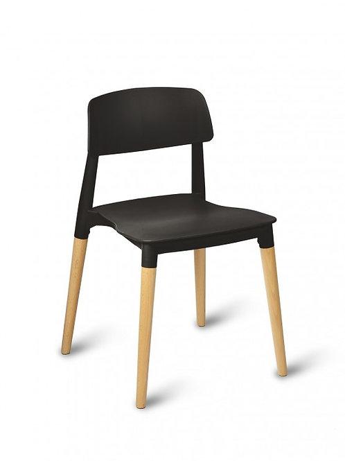 Luna Chair - Black