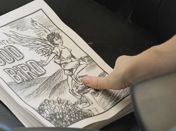 Comic Manuscript