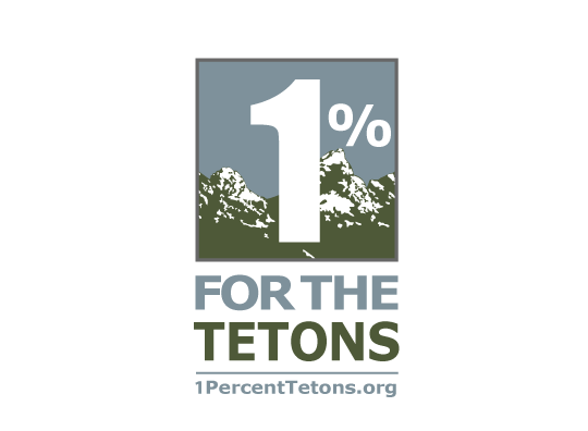 1% For The Tetons