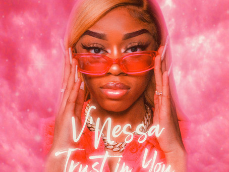 South West London based artist V'Nessa could be an overnight sensation with single 'Trust In You'