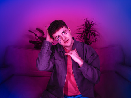 London based pop artist Sean Wyer returns with game-changing new single 'Videogames'
