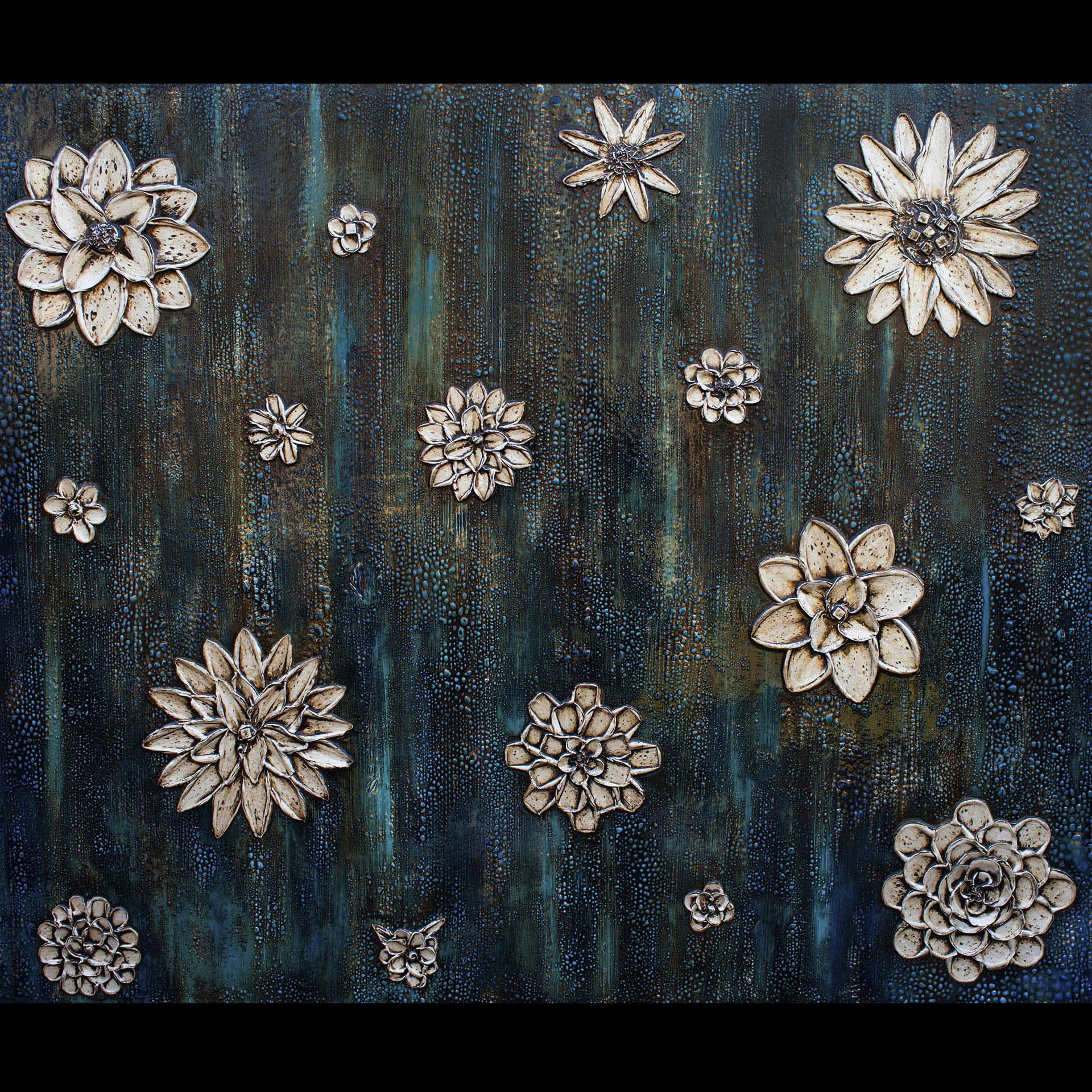 Cascada de Flores Blanca