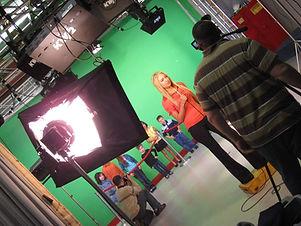 Idea Girl Advertising Production Green S