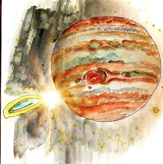 """""""A New Adventure of Captain Future"""" CAPITOLO VII: l'esplosione"""