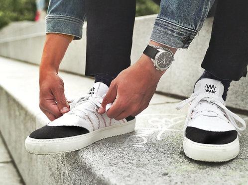 Phoenix Sneaker White/Black/Red
