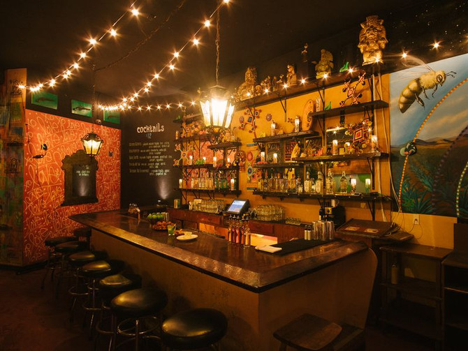 LA EATER: Here's What El Chavo in Los Feliz Looks Like Now