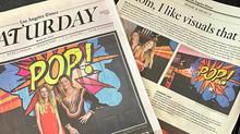 #CloeART x LA Times: Front Page Feature