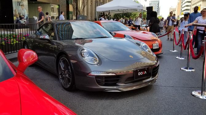 Porsche's in the Graveyard?
