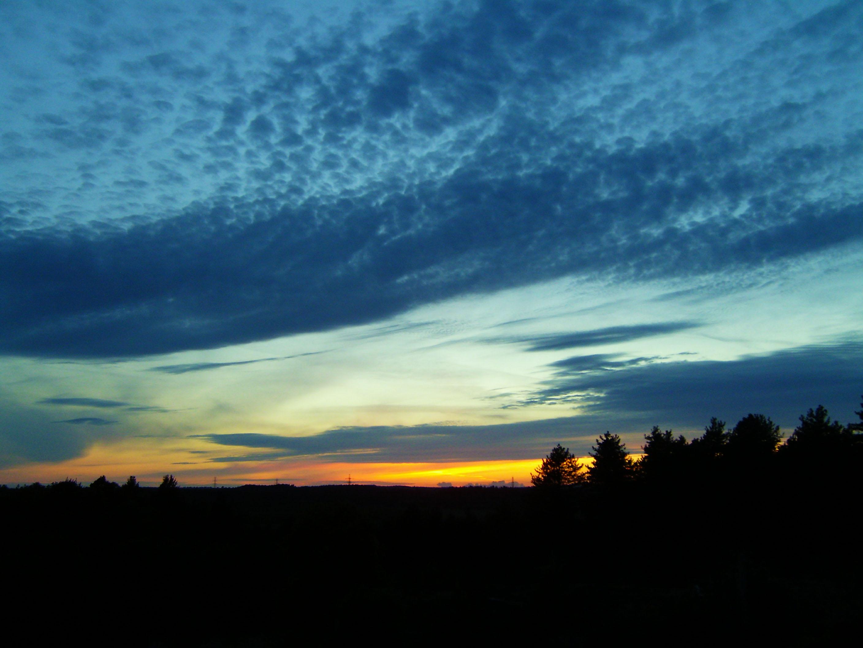 May Sunset # 1