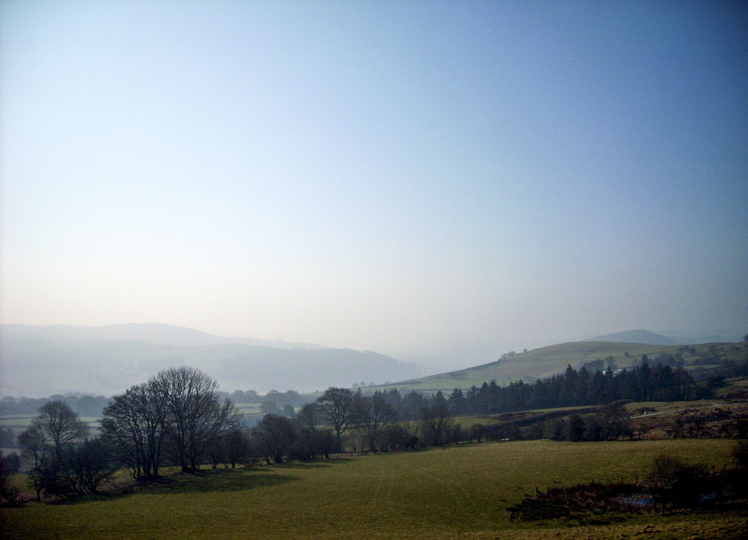 Welsh Hills # 3